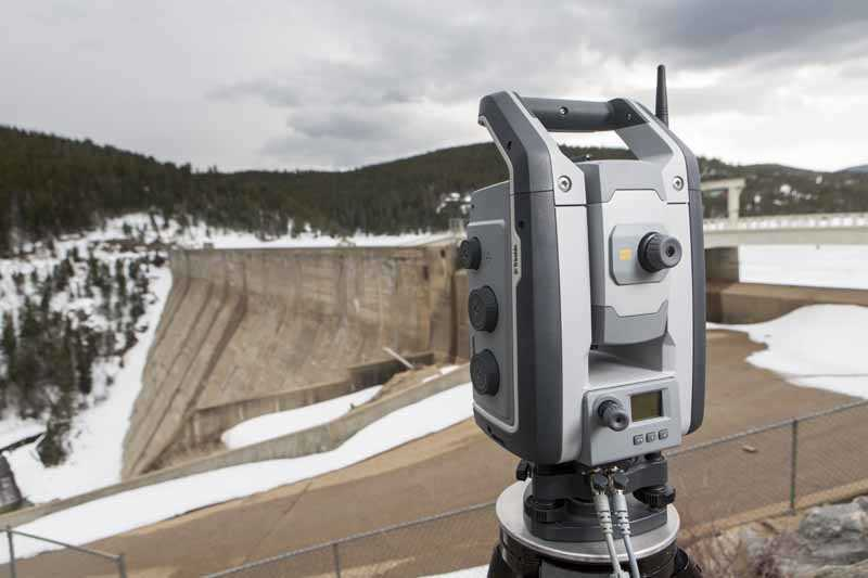Trimble S9 and S9 HP Robotic Total Station