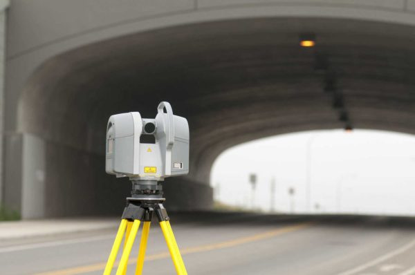 3D Laser Scanning Total station