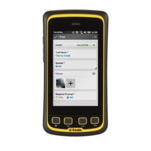 trimble juno 5d handheld