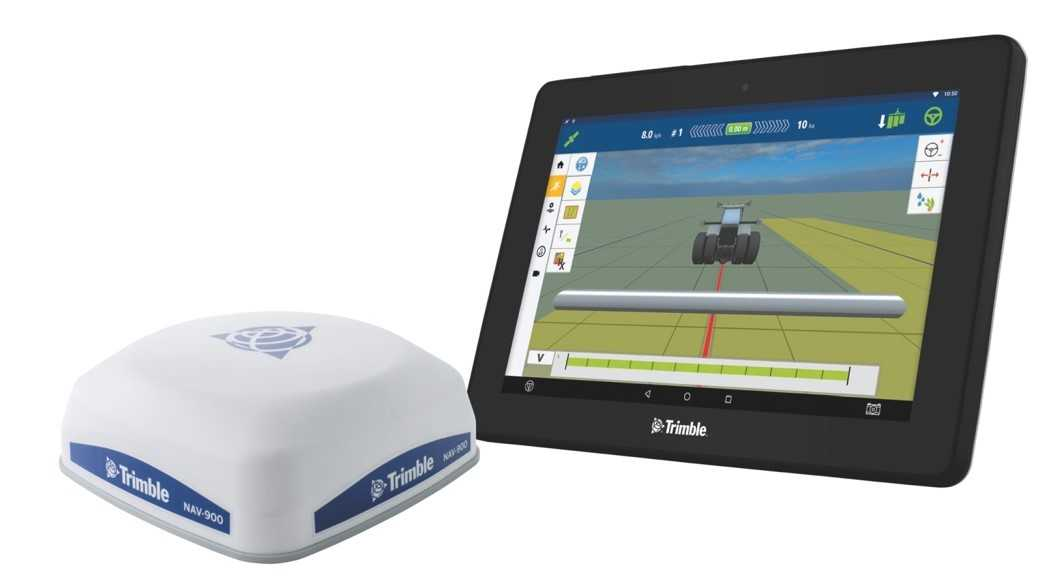 Trimble Gfx 750 Trimble Guidance Systems Geomatics